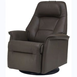 St Louis Leather Recliner The Peerless Furniture ...
