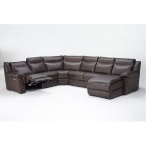 Litchfield, IL Leather Reclining Sectionals