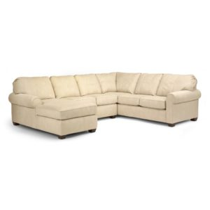Carbondale IL Leather Sectional