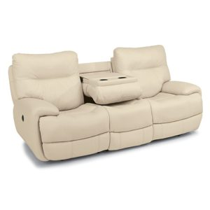 O'Fallon, IL Leather Reclining Sofa