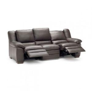 Leather Sofa near Swansea