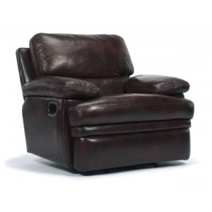 Kirkwood, MO, Leather Recliner
