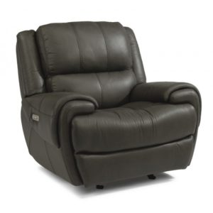 St. Louis Leather Recliner