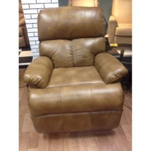 Reclining Leather Chair near Marion, IL