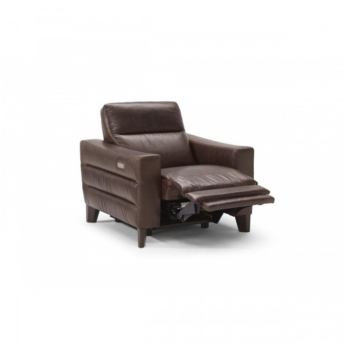 O'Fallon, IL, Leather Recliner