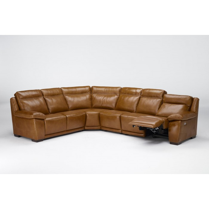 Marion, IL, Reclining Leather Sectionals