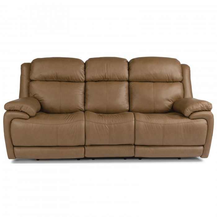 Leather Reclining Sofa near Marion, IL