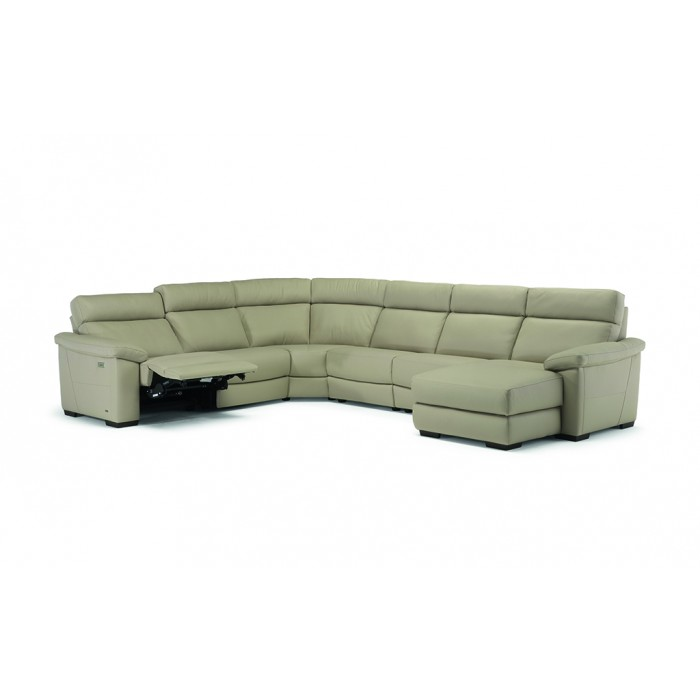 Leather Reclining Sectionals near Springfield, IL