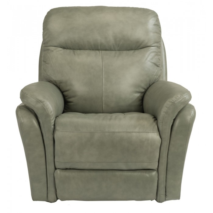 Reclining Leather Chair near Swansea