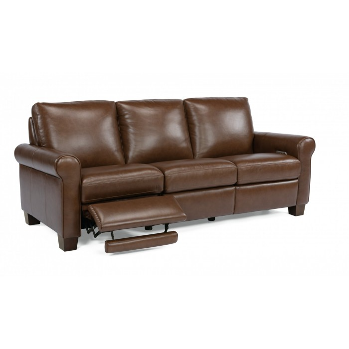 Leather Reclining Sofa near Caseyville