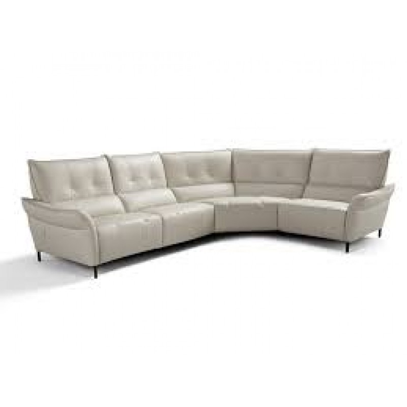 Leather Reclining Sectional near St. Charles, MO