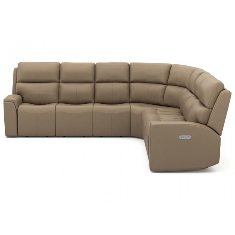 Leather Flexsteel Furniture St. Louis