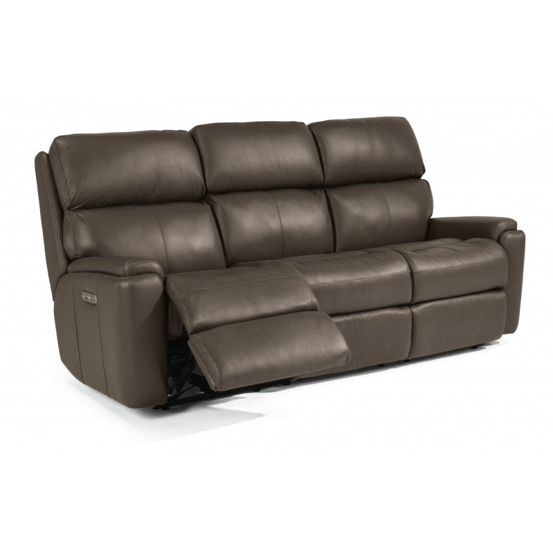 Leather Reclining Sectional near Imperial, MO