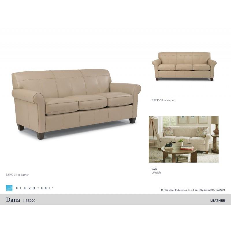 Springfield IL Leather Flexsteel Furniture