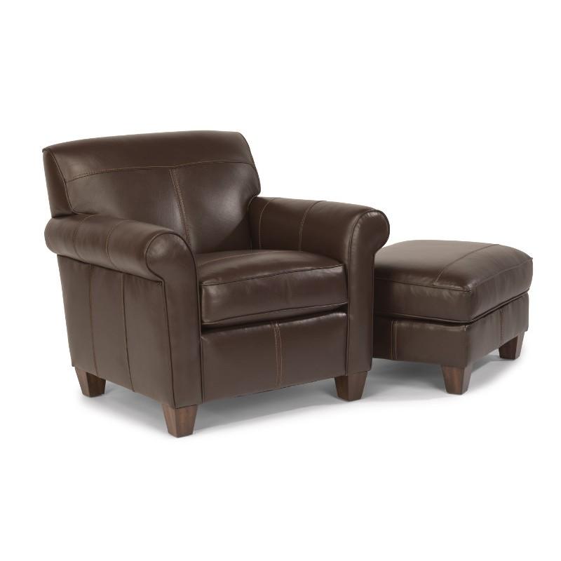 Granite City Leather Flexsteel Furniture