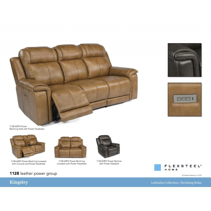 Reclining Flexsteel Furniture near Springfield, IL